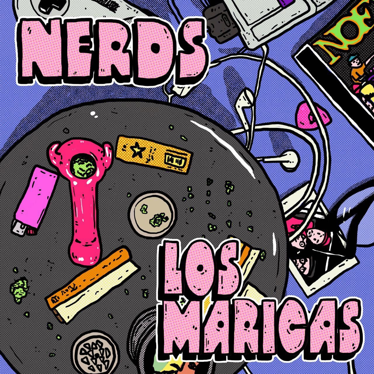 Split de Nerds y Los Maricas via Gato Gordo Records