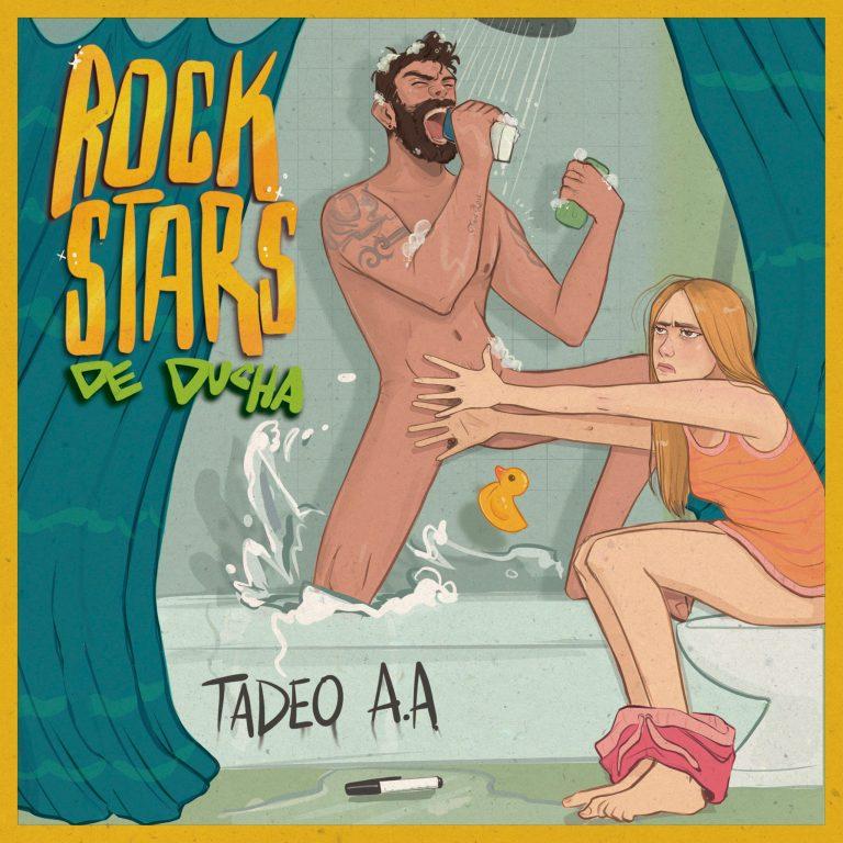 Tadeo AA se proclama como un 'Rockstar de ducha'