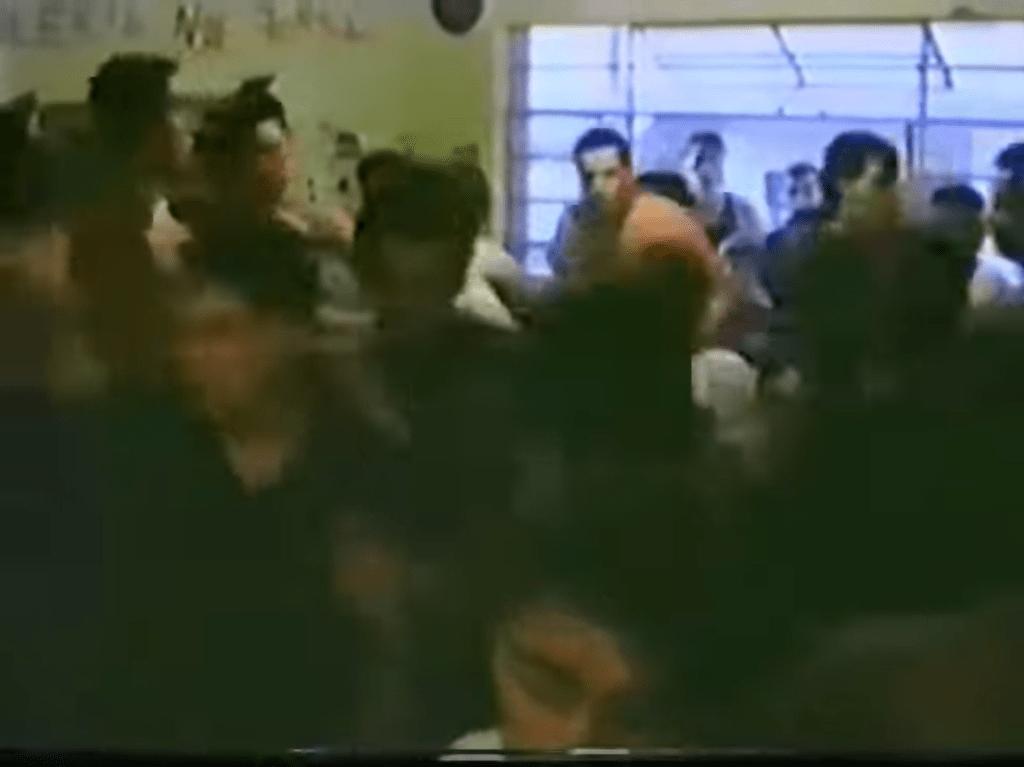 HP.HC en vivo desde la casa punk en Medellin