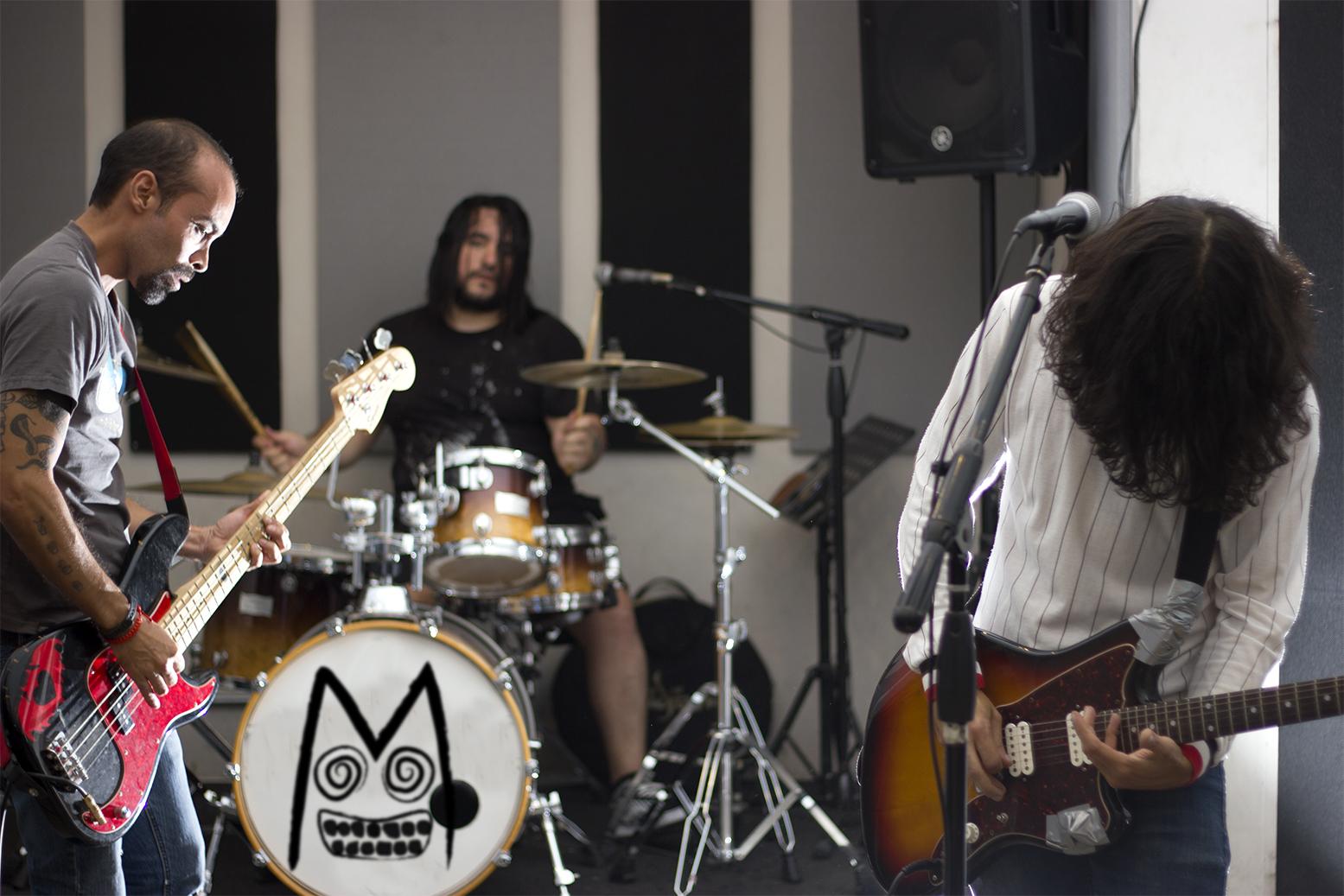 Monopsycho, banda de grunge de Ciudad de Panama