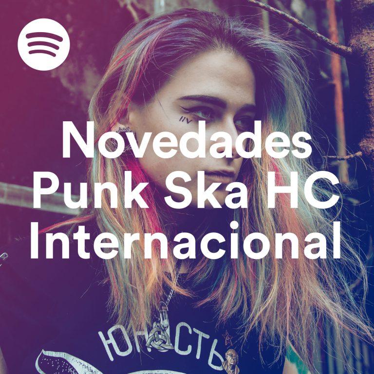 Novedades Punk, Ska y Hardcore Internacional