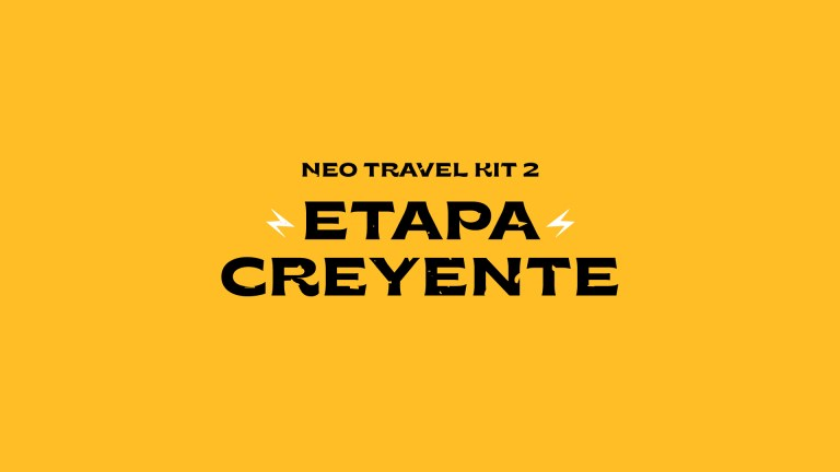 Directo Macondo anuncia el lanzamiento de 'Etapa Creyentes' para el Neo Travel Kit 2