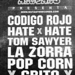 Concierto Punk Rock en Medellin