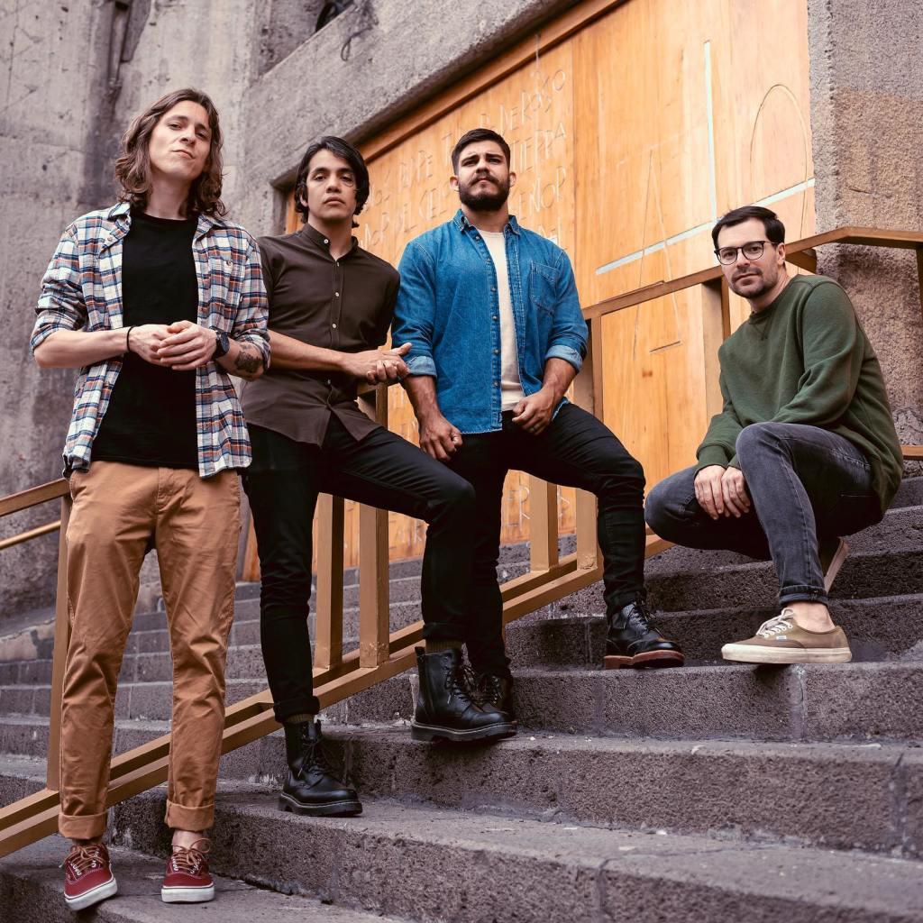Say Ocean anuncia el lanzamiento de 'No estoy roto', el primer sencillo de su segundo album 'Perfectas Condiciones' | Tropical Punk Records