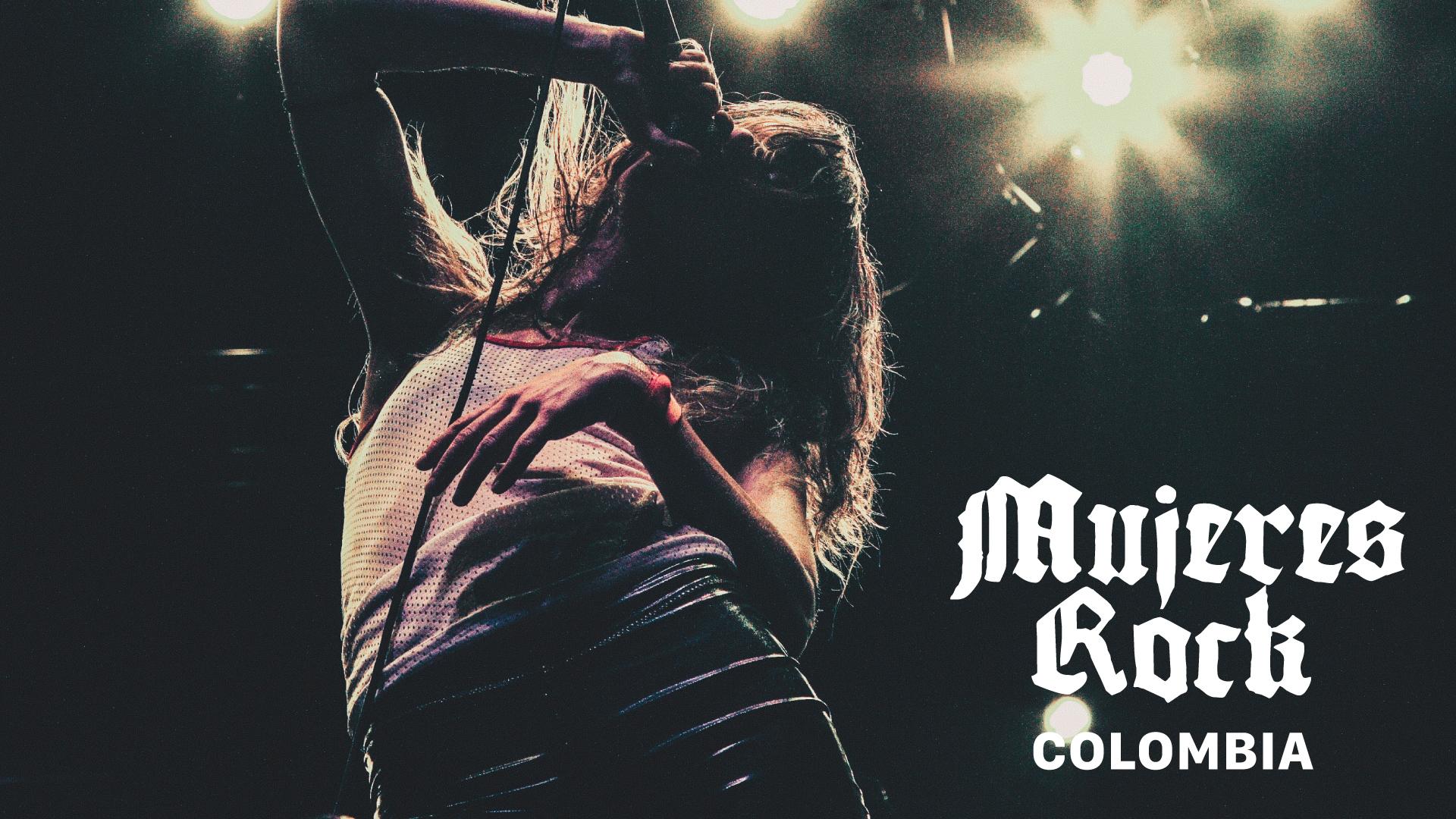 Mujeres Rock Colombia, un playlist de Tropical Punk Records