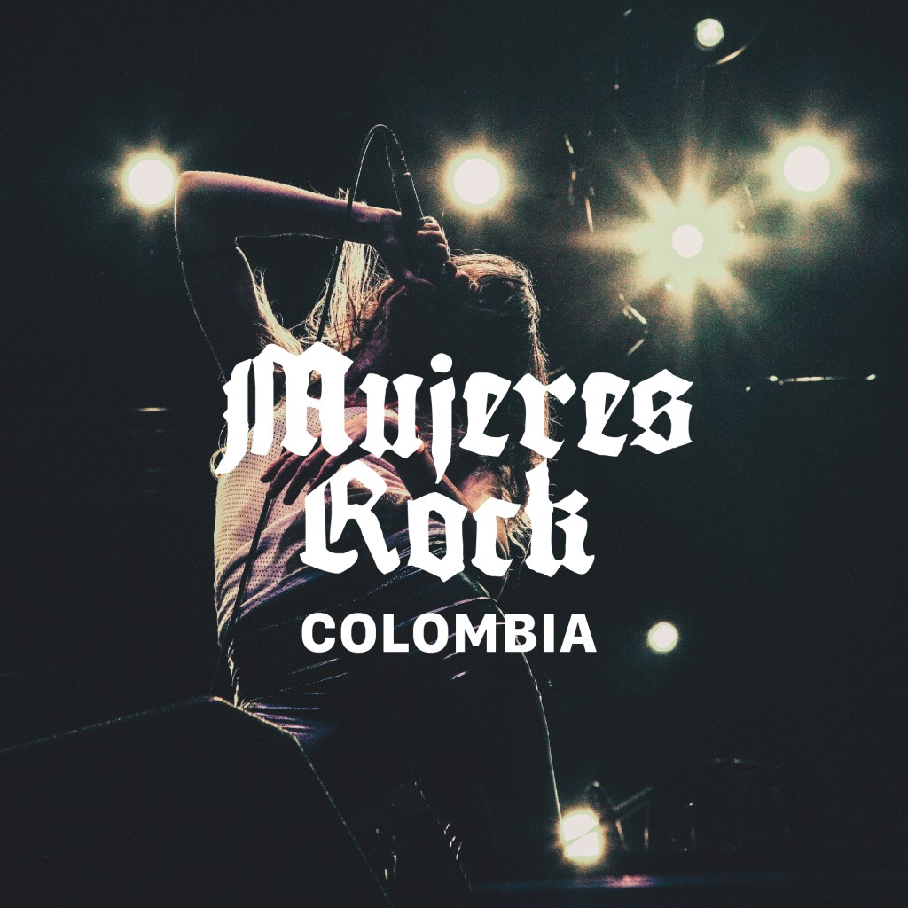 Mujeres Rock Colombia, un playlist de Tropical Punk Records