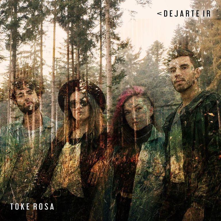 Toke Rosa nos presenta su nueva canción 'Dejarte Ir'