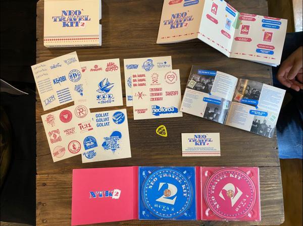 Neo Travel Kit 2 - Unboxing