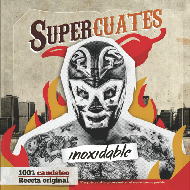 Supercuates - Inoxidable