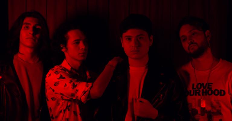 'Escarlata', la canción de Invers que te transportará a otra realidad