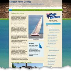 Sailboat Home Listings