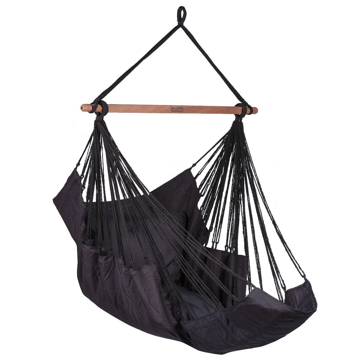 Hammock Chair Sereno Black Tropilex