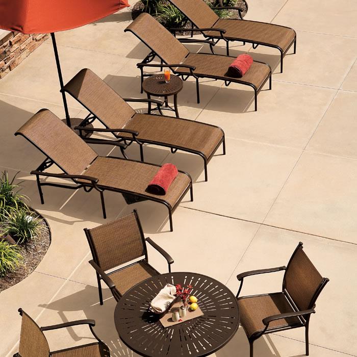 sorrento relaxed sling residential