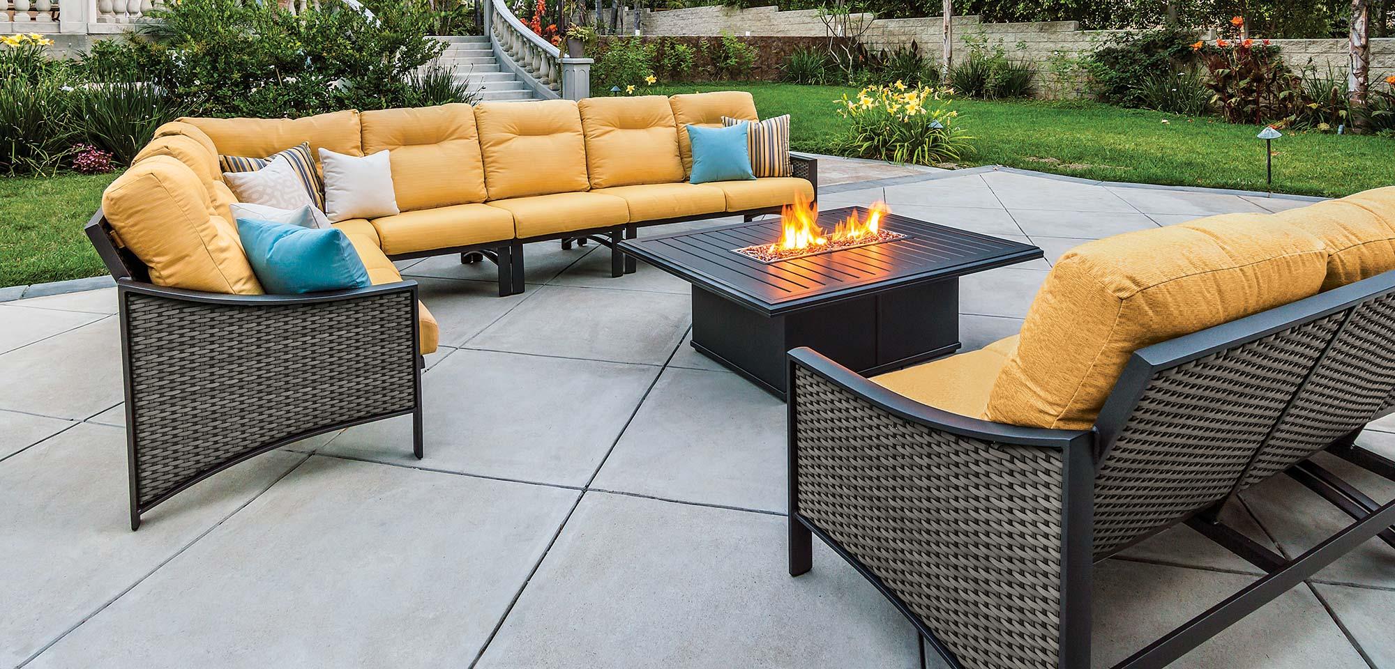 patio xhairs
