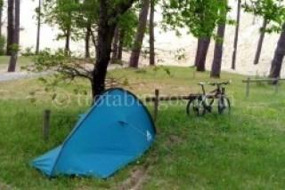 Parcela junto a la Duna Pilat