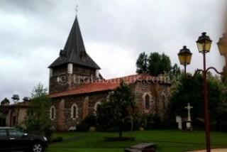 iglesia de Sainte-Eulalie-en-Born