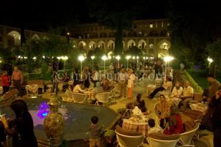 HOTEL ABBASI EN ISFAHAN