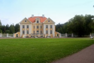 CASA PALMSE. ESTONIA
