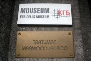 CARTEL DEL MUSEO. TARTU