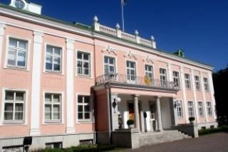 PALACIO PRESIDENCIAL EN KADRIOR. TALLIN.