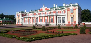 PALACIO DE CATALINA I. LARDINES DE KADRIOR. TALLIN
