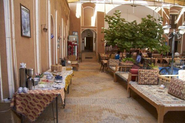 ORIENT HOTEL EN YAZD