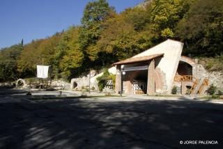 ENTRADA A LA BODEGA TOURIST COMPLEX GVIRABI