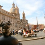 ROMA, DÍA 3: QUIRINAL, VÍA VENETO, PIAZZA DELLA ROTONDA, PIAZZA NAVONA