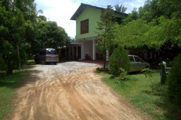JAYARU GUEST HOUSE EN POLONNARUWA