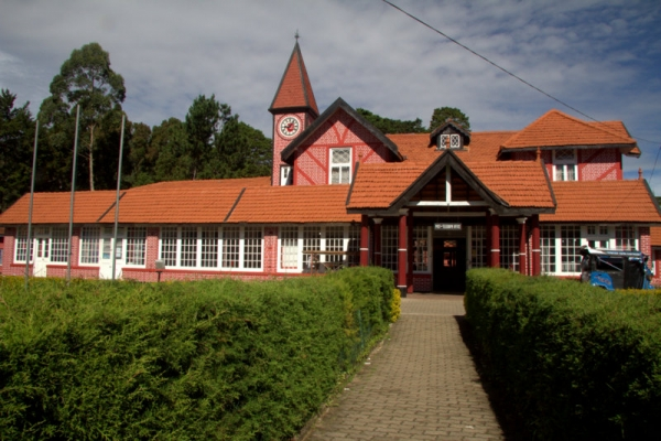 POST OFFICE EN NUWARA ELIYA