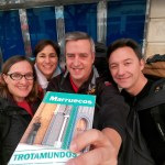 MARRUECOS 2015, DÍA 1: MADRID RABAT