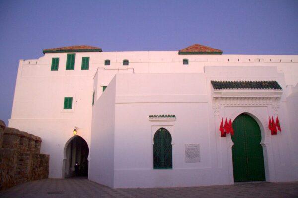 PALACIO DE RAISSOUNI EN ASILAH