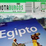 PREPARATIVOS VIAJE A EGIPTO