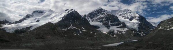 CARRETERA ICEFIELDS PARKWAY. P. NAC. ROCOSAS. CANADÁ.