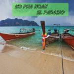 DESCUBRIR EL PARAÍSO; KO PHA NGAN, TAILANDIA