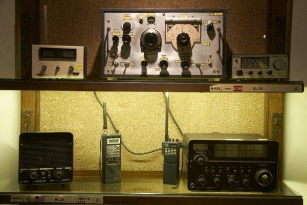 EQUIPOS DE RADIO TRANSMISION
