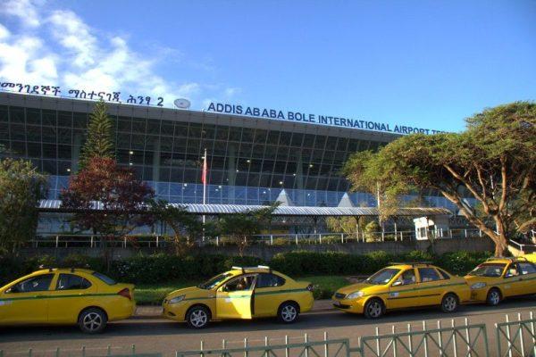 AEROPUERTO DE ADDIS ABEBA