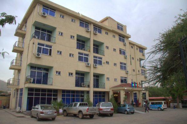 SIESTA HOTEL EN DIRE DAWA