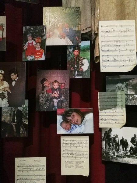 FOTOS EN EL MUSEO DE CHERNOBYL EN KIEV