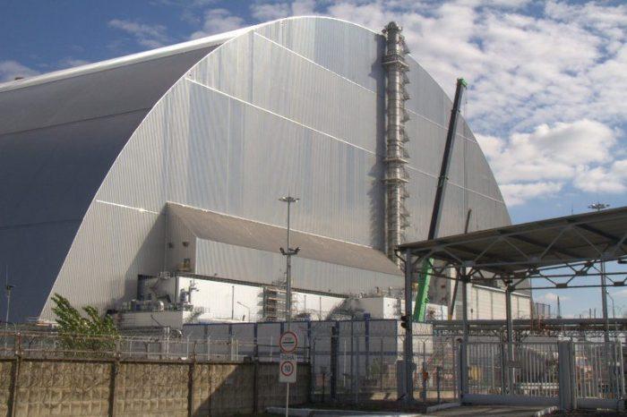 REACTOR 4 DE LA CENTRAL NUCLEAR DE CHERNOBYL