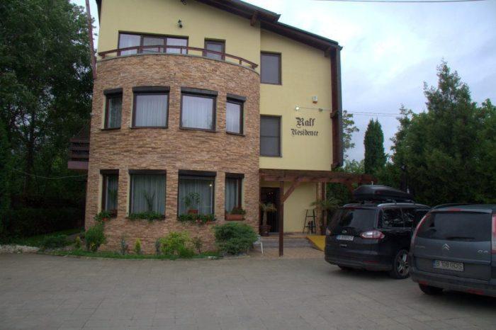 HOTEL RALF RESIDENCE, CORNU DE JOS