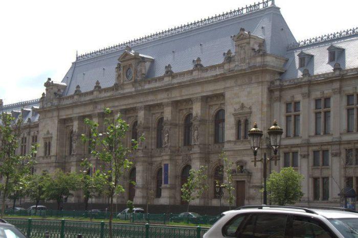 PALACIO DE JUSTICIA, BUCAREST