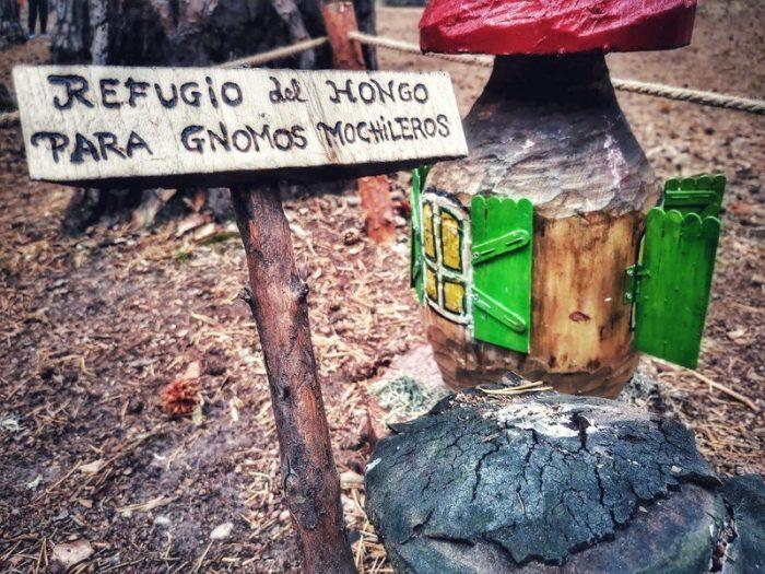 REUGIO DEL HONGO PARA GNOMOS MOCHILEROS