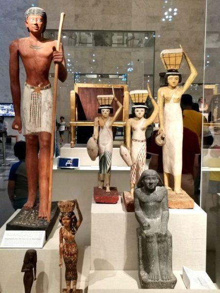 MUSEO NMEC EN EL CAIRO