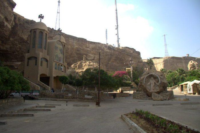 IGLESIA DE SAN SIMÓN EN EL CAIRO