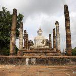 TAILANDIA, DÍA 3: RUMBO AL NORTE: SUKHOTHAI
