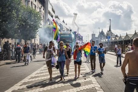 Antwerp Pride Parade