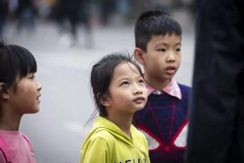 Vietnamese kinderen