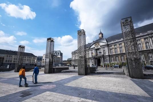 Sint-Lambertusplein Luik