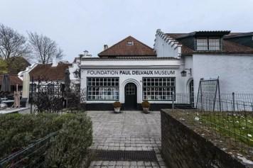 Museum Paul Delvaux Sint-Idesbald